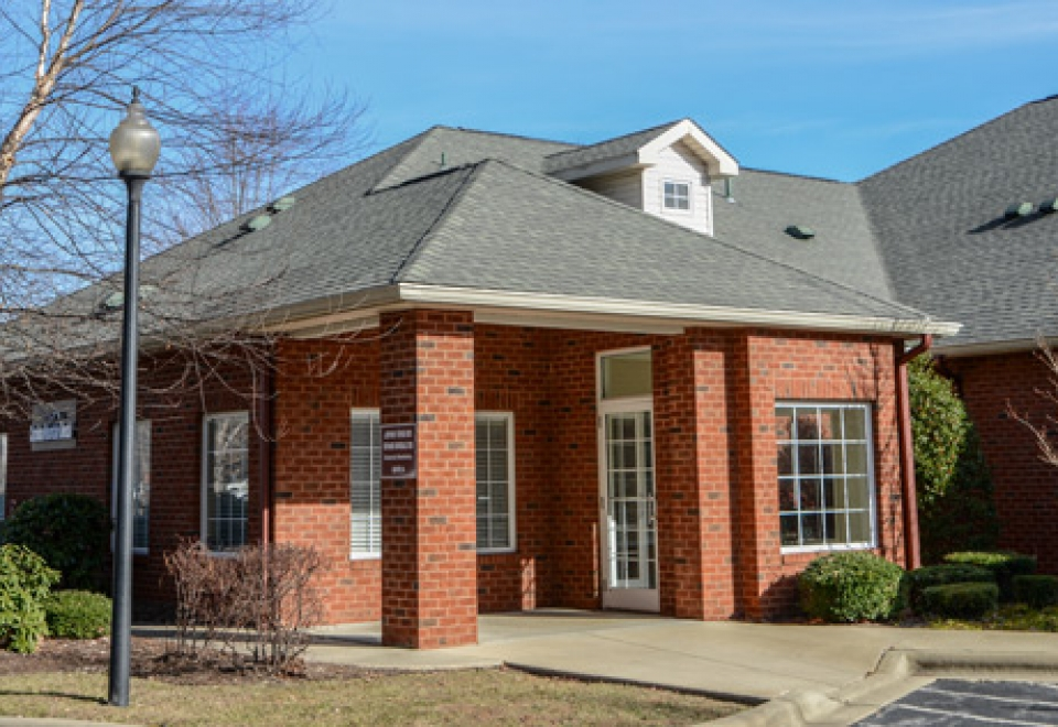 Hendersonville Carolina Mountain Dental office